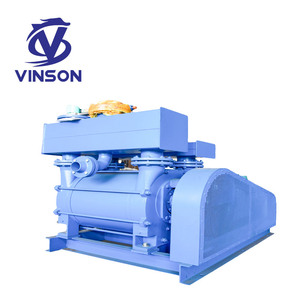 China direct drive large capacity water ring vacuum pump , the single stage stainless steel liquid ring pumps on sale