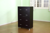 Metro tallboy 4 drawer chest Shenzhen factory (54,000 square meter factory)