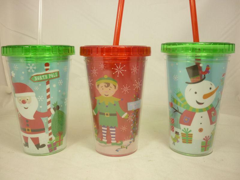Buy Christmas Cup,Double Wall