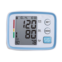 Manufacture Price New Arrival Arm Type electronic blood pressure monitor