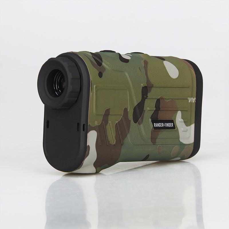 Jarak Jauh Laser Rangefinder 1200 M Kecepatan Sudut Alat Golf Finder OEM Laser Range Finder HK28-0019