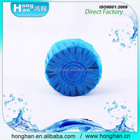 Unique Natural Products Fresh Lasting Scent Safe Solid block 50g/block toilet bowl solid blue block cleaner