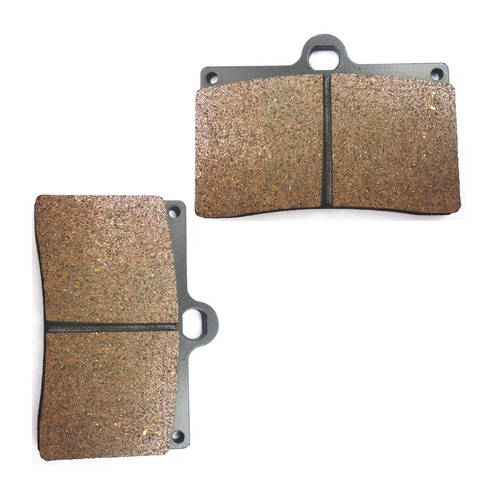 CNBK Front Right Brake Shoe Pads Semi-met for DUCATI Street Bike 900 FE 97 &up 1997 &up 1 Pair(2 Pads)