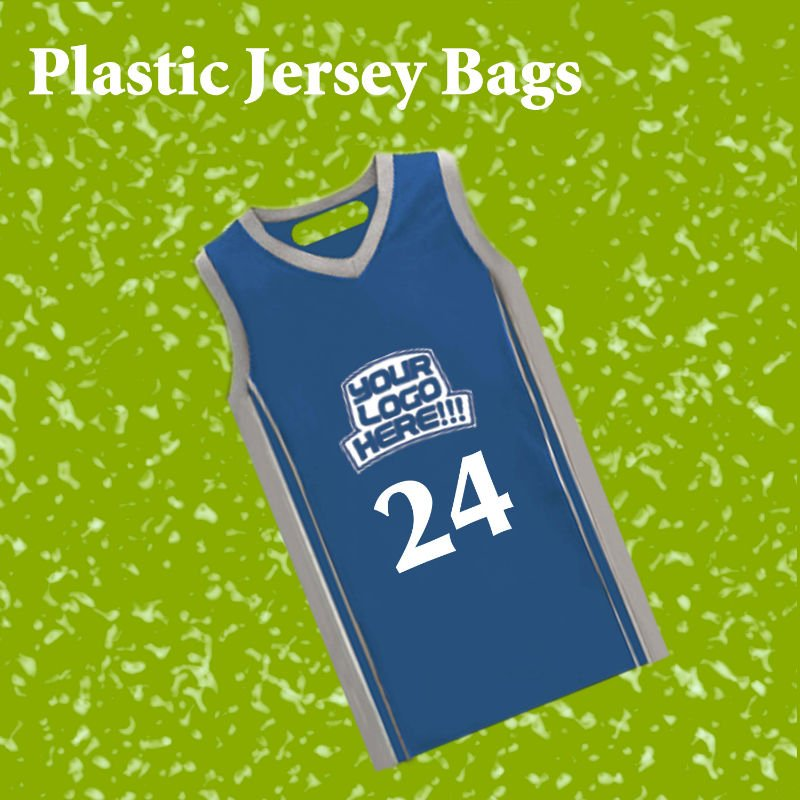 Jersey shaped Bag for Sport Events