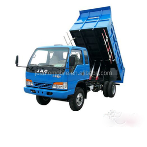 Low Price JAC Mini Dump Truck for sale