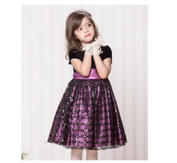 9e4586b16902 Child Baby Dress Model Fancy Dresses For Baby Girl Princess Dress ...