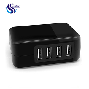 OEM 5V 4.2A 4.8A 2A 4 ports usb wall charger multi usb travel adapter perfect for smart phone