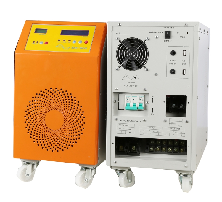 home power solar inverter 3000w