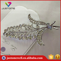 China Professional Cheap Custom Rhinestone Brooches Wholesale