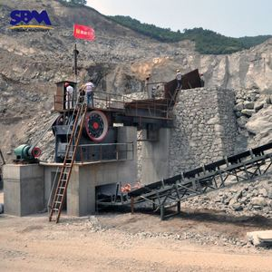 Stone Crusher Project Report, Stone Crusher Project Report