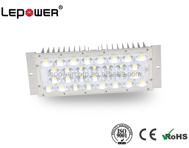 200lm/w High Lumen 9000LM 6000K 50w Led Street Light Module IP66 Shoebox Retrofit