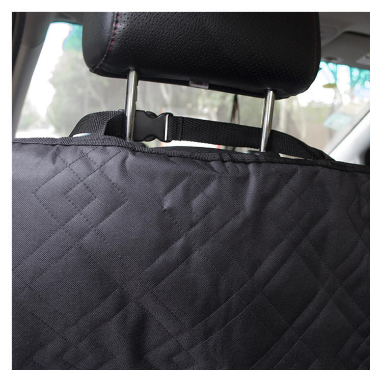 Non-Slip Heavy Duty Coverage Dog Car Backseat Cover
