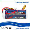 Wholesale Good Quality Rechargeable 2200mAh Lipo Battery for RC Model Manufacturer in China