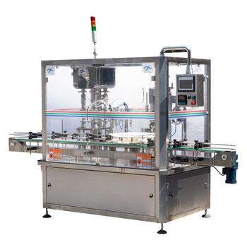 Servo Motor Control Low Cost Automatic Liquid Filling Machine China