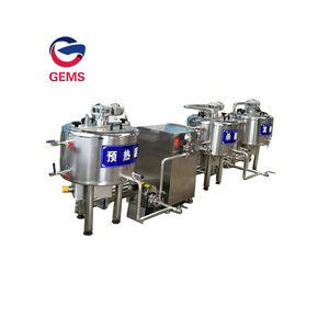 Yogurt production line / milk processing plant