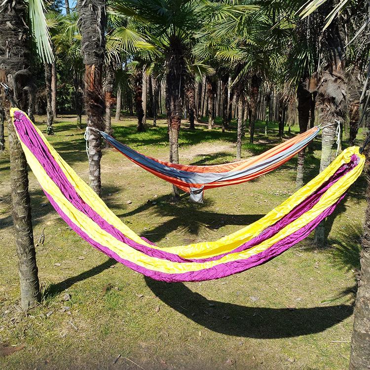 amazon ultralight multifunctional lightweight garden hammocks camping backpacking ttw cloth dp com parachute btqnwyzhsaa newdora hammock