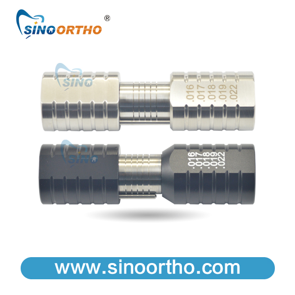 SINO ORTHO turrets Aluminum / Stainless steel for dental wire