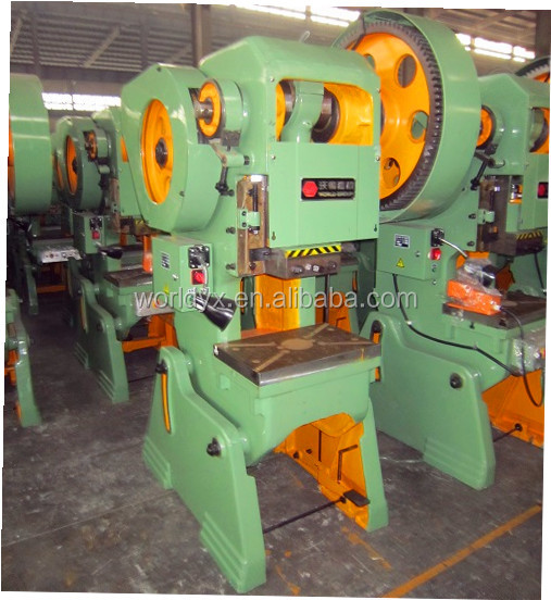 40T punching machine with mechanical power