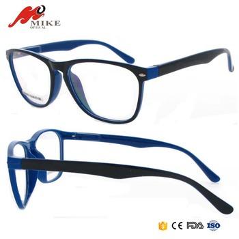 Blue Black Big Frames Size Optical Eyeglasses,Best Optical Frame New ...