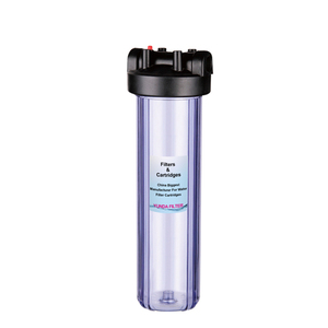 Good Quality Multi Size Water Clear Filter Housing