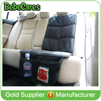 car seat protector non toxic child or baby auto seat protector mat buy car seat back protector. Black Bedroom Furniture Sets. Home Design Ideas