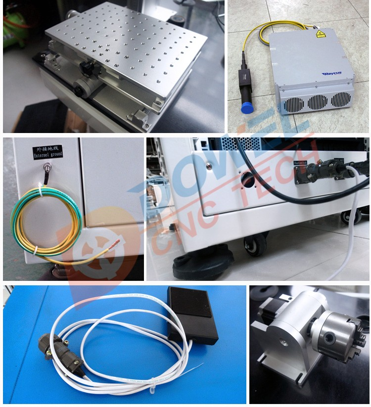 3030-90W CO2 beam combiner laser machine lens 25mm CO2 galvo head marking machine