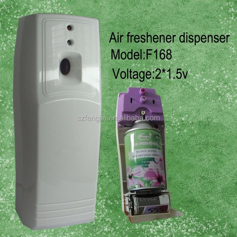 Automatic Spray Deodorizer, Automatic Spray Deodorizer Suppliers and  Manufacturers at Alibaba.com
