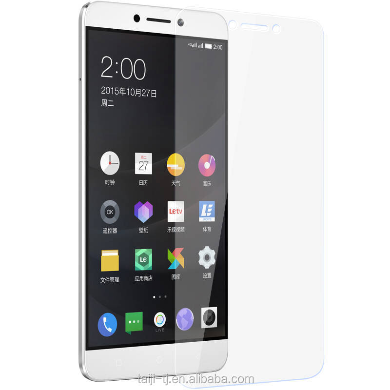 Super Clear Anti-Fingerprint Japan AGC Tempered Glass Screen Protector For Letv 1S