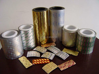 Pharmaceutical packaging aluminium foil, aluminium foil roof heat insulation material