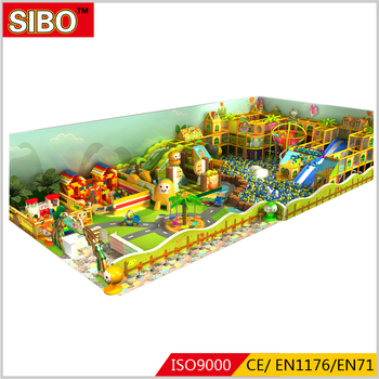 Wholesale cheap commercial children indoor playground equipment prices soft indoor playground