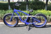 500W 48V chopper bike fat tire electric bike for sale made in china RSEB505