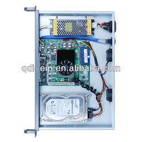 Embedded D525 1U Hardware Firewall 4*Realtek RTL8111E