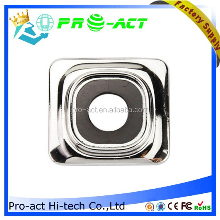 Cell phone parts for Galaxy S3 mini camera lens with bezel