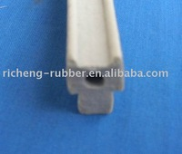 silicone sponge rubber strip with FDA ROHS