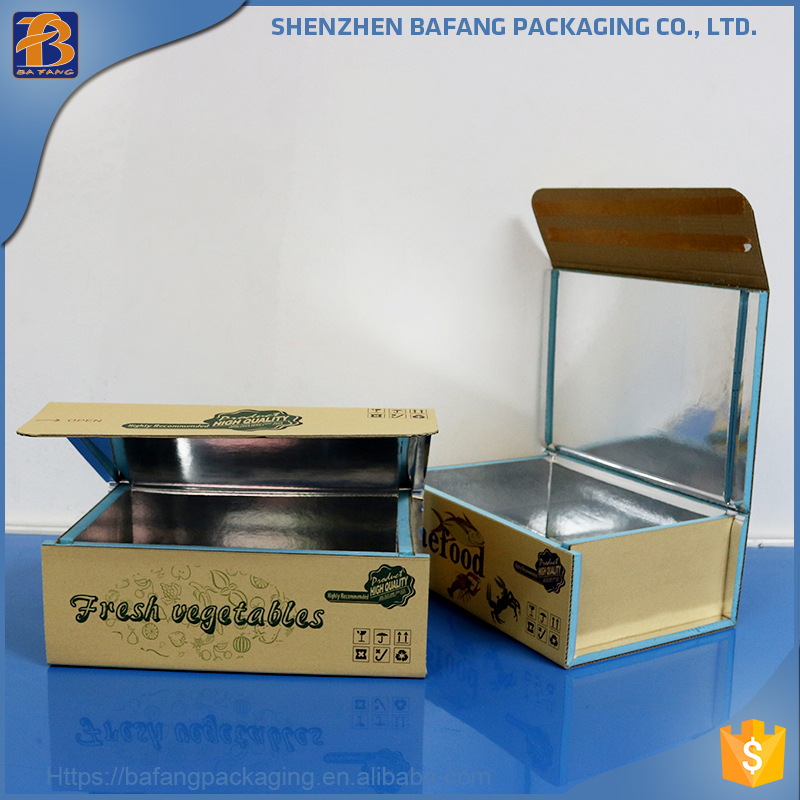 foam carton box insulated packing box