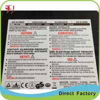 Aluminium metallic foil glass decoration sticker for shop glass door,pvc adhesive print vinyl sheet sticker maker