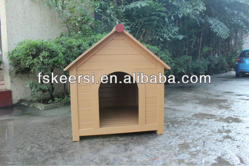 Original de plástico eco friendly dog kennels