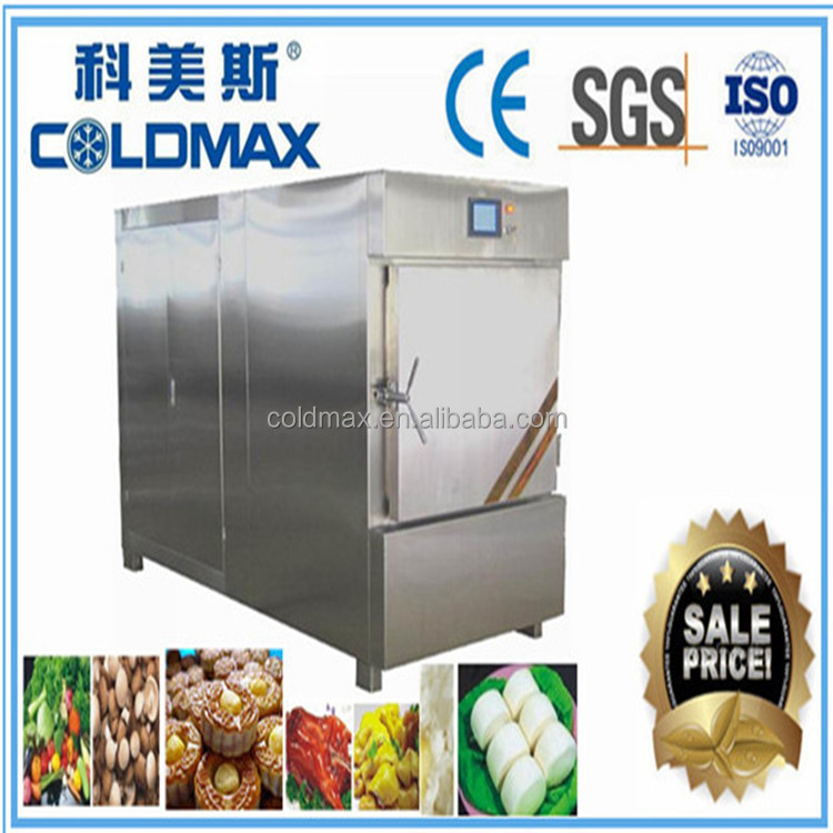 Stewing Chicken&duck processing Vacuum Food cooling Machine