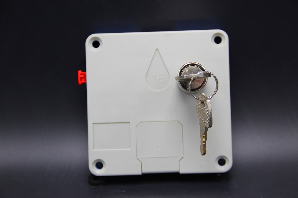 Coin Operated Lock (with Master Key) - Buy Coin Operated