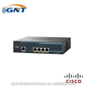 NEW Cisco 2504 WLAN Controller w 25 AP AIR-CT2504-25-K9