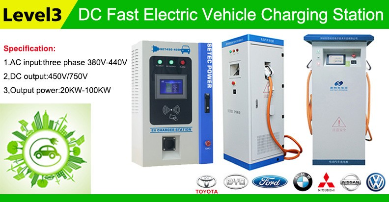 Portable Three Phase 20kw Rapid Dc Charger For Electric Car
