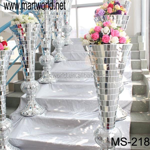 Plastic Wedding Pillars Columns For Sale Decorative