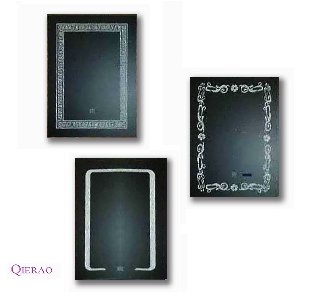 QIERAO Low Price Bathroom Smart Mirror with Touch Screen