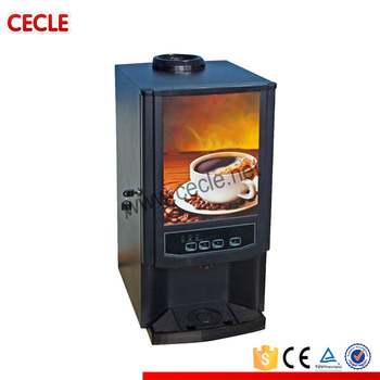 Zhejiang Table Top Coffee Vending Machine For