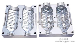 Professional custom design and make good quality blow PET plastic bottle mould