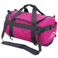 Stylish fancy morden round shape durable multiple function gym outdoor sports travelling bags