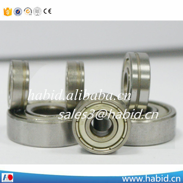 2016 big in stock precision ball bearing for ball roller and bearing from CN