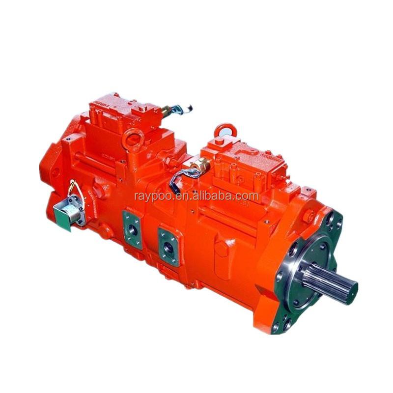 k3v112 hyundai excavator hydraulic pump