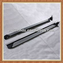 running board side step/roof rack/cross bar for Toyota Hghlander