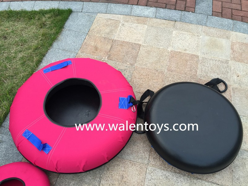 Inflatable Snowboard,Round Inflatable Snowboard,Plastic Bottom For ...